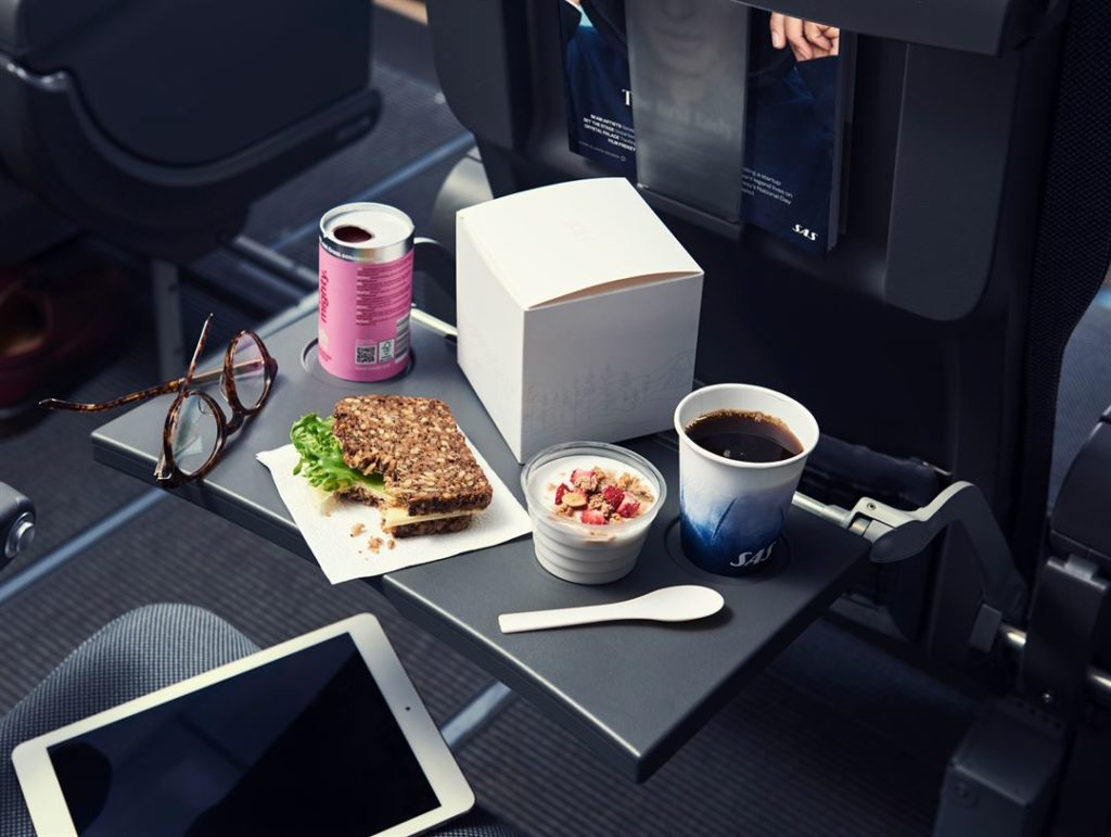Vegan Food at Flights